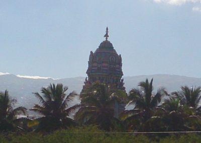 Temple Ravine Blanche